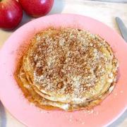 палачинкова торта без захар