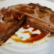 Шоко мини торта