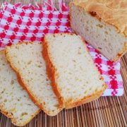 Безглутенов хляб, ръчно приготвен