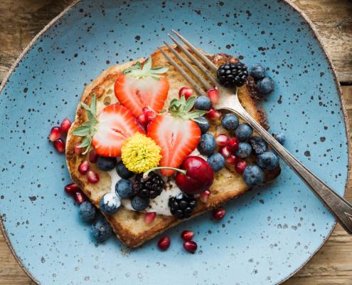 Идеи за закуска при хранителни непоносимости