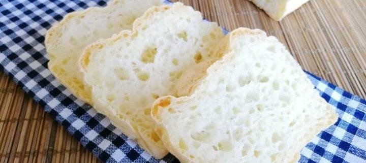Безглутенов бял хляб